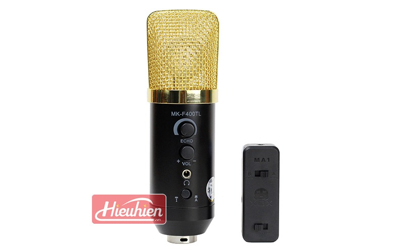 mic thu am gia re mk-f400tl khong can soundcard