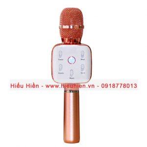 Tosing Q10 Plus micro karaoke kèm loa 3 trong 1 phiên bản USA 01