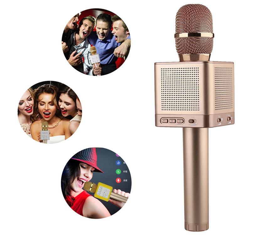 micro karaoke bluetooh kem loa micgeek q10s 14