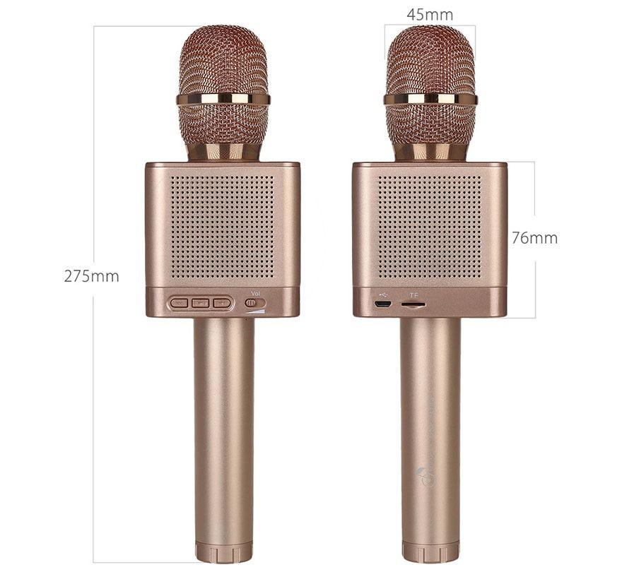 micro karaoke bluetooh kem loa micgeek q10s 19