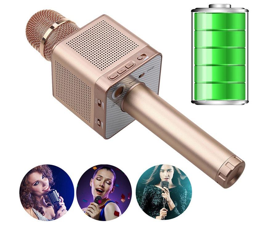 micro karaoke bluetooh kem loa micgeek q10s 20