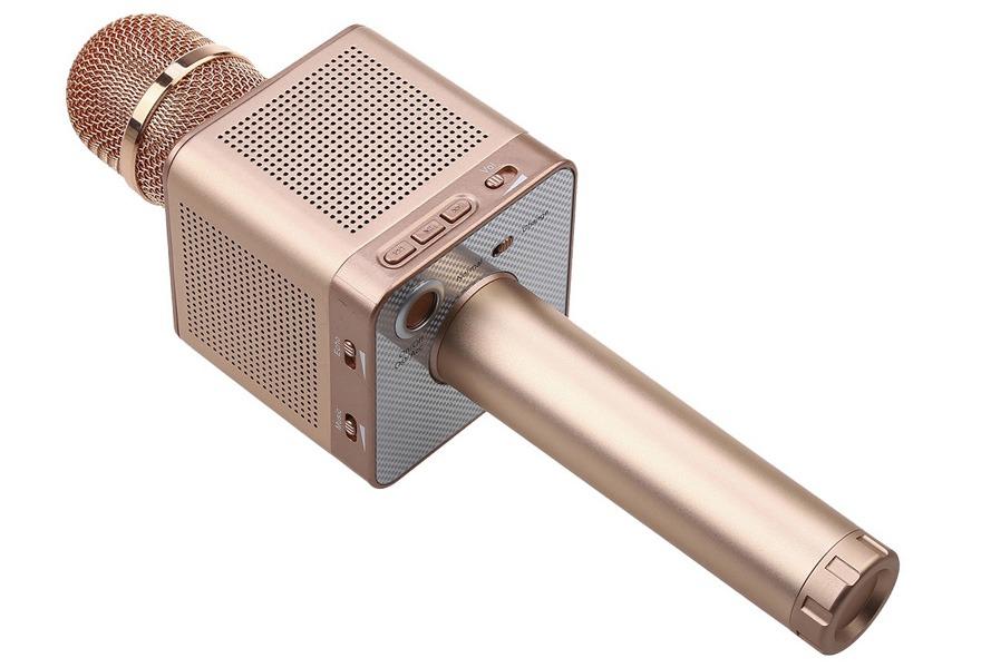 micro karaoke bluetooh kem loa micgeek q10s