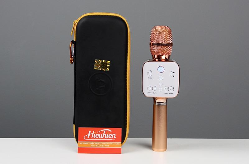 Mailian M2S micro karaoke bluetooth 3 loa cực hay 08