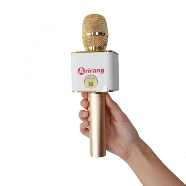 Arirang MK-88 - micro hát karaoke kèm loa 3 trong 1