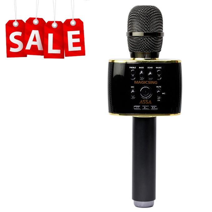 Magic Sing MP30 - Micro Karaoke Bluetooth Cao Cấp, Hát Cực Hay 0