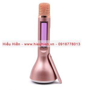 Micro kèm loa karaoke bluetooth K188 01