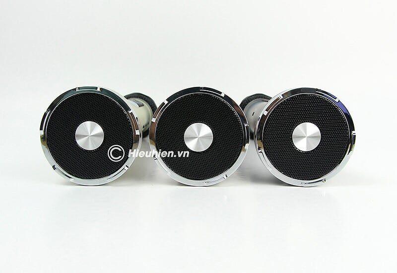 micro karaoke kèm loa bluetooth l-698 có kết nối fm với xe oto - loa