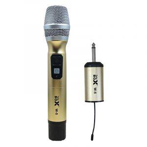 Micro Không Dây Karaoke Telebox W5