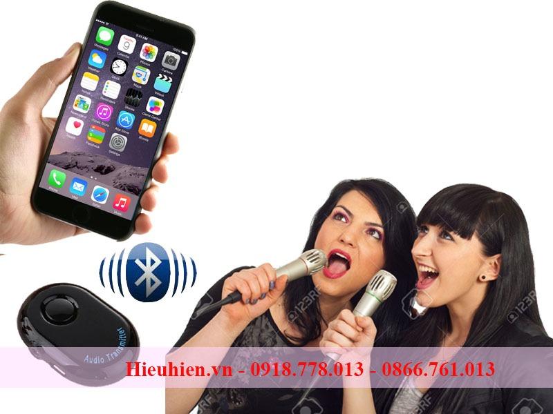 Bluetooth Audio - kết nối 2 thiết bị thu Bluetooth