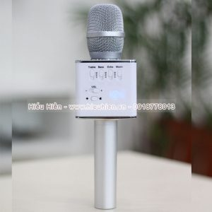 Micro Karaoke T-10 - Micro kèm loa hát karaoke trên điện thoại, máy tính bảng