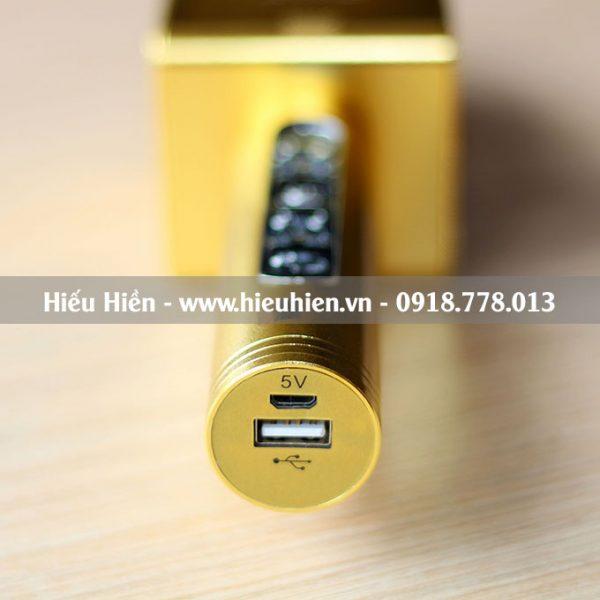 Mic Kèm Loa X6 Chính Hãng, Micro Hát Karaoke Bluetooth Cực Hay 04
