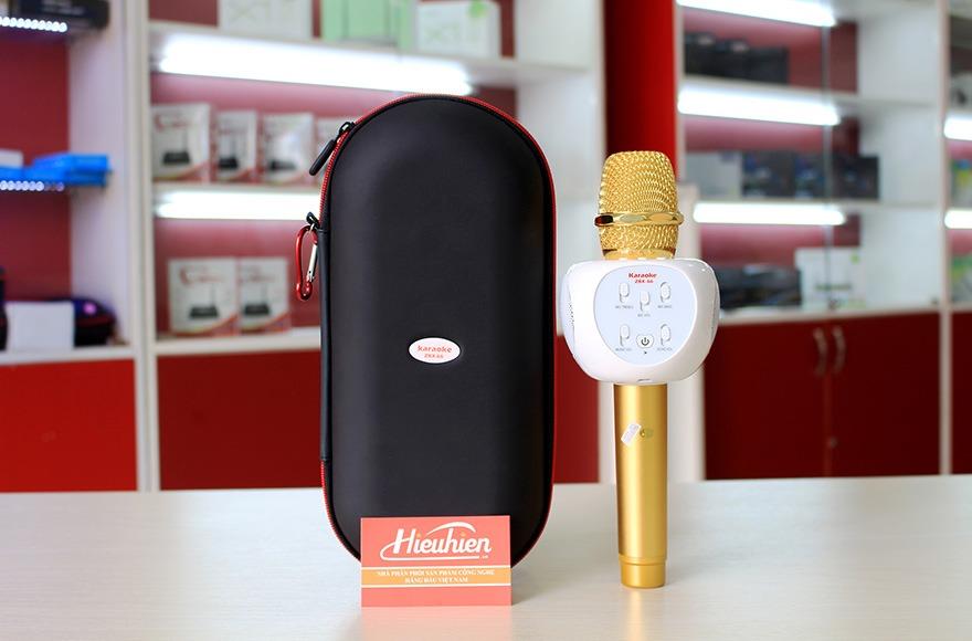 Micro Kèm Loa ZBX-66, Micro Hát Karaoke Bluetooth Cực Hay 08