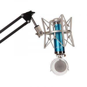 Micro thu âm AMI V9 hát live stream, hát karaoke chuyên nghiệp 02