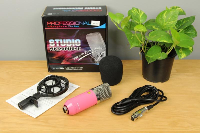 micro thu am bm-700 - mua mic thu am livestream bm 700 gia re tai hieuhien.vn 07