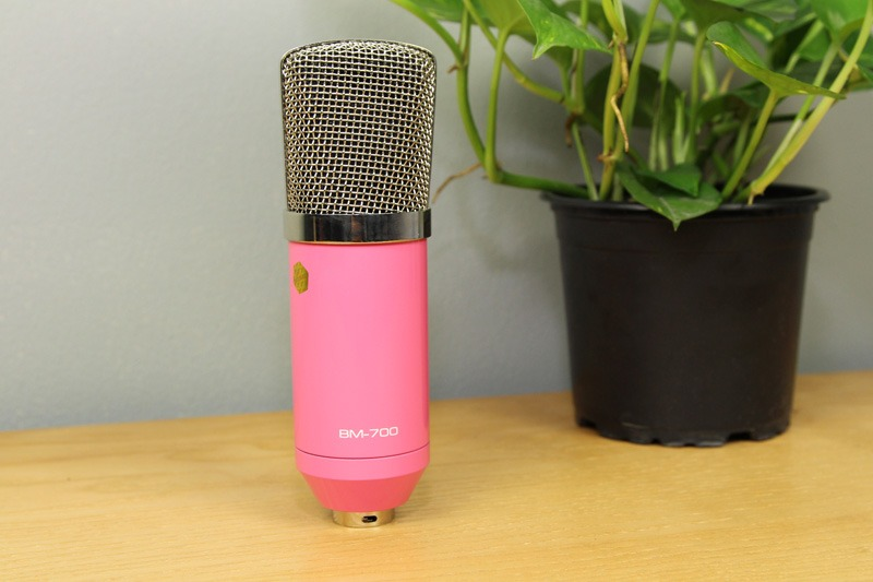 micro thu am bm-700 - mua mic thu am livestream bm 700 gia re tai hieuhien.vn