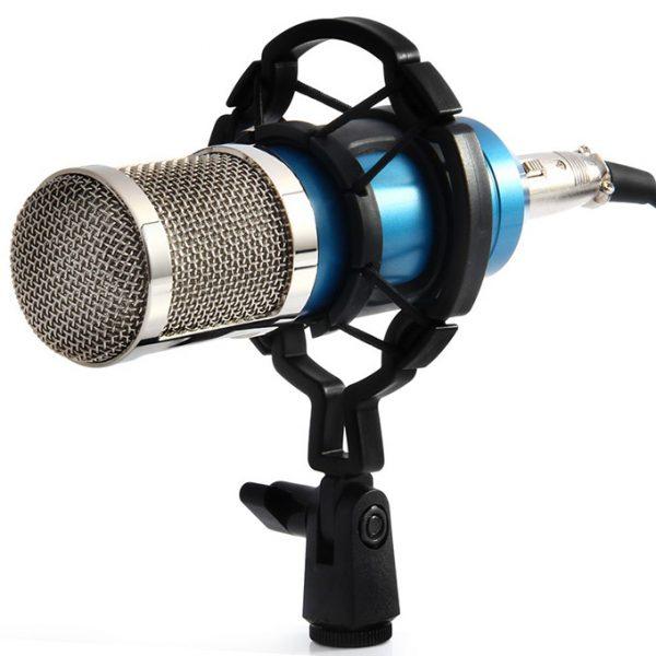 Micro Thu Âm BM-800 - Mic Hát Karaoke, Live Stream » Chính Hãng, Giá Rẻ 02