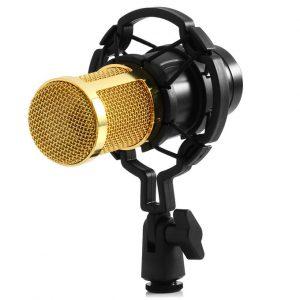 Micro Thu Âm BM-800 - Mic Hát Karaoke, Live Stream » Chính Hãng, Giá Rẻ 03