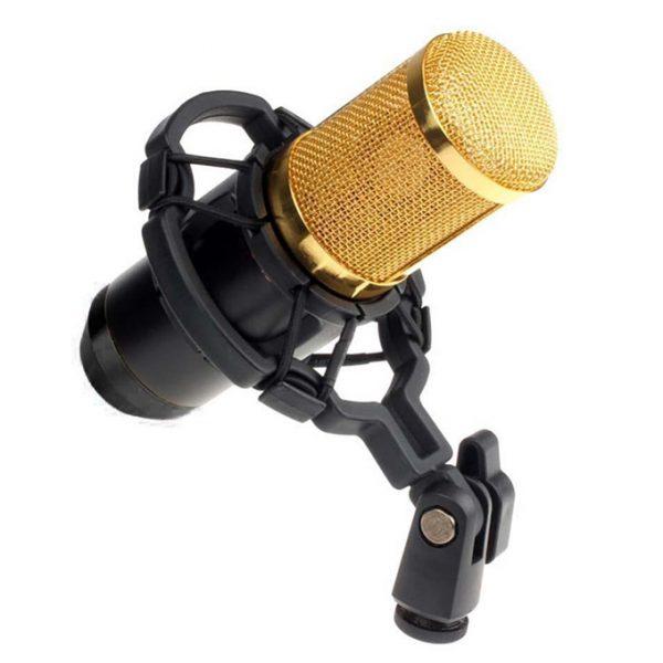 Micro Thu Âm BM-800 - Mic Hát Karaoke, Live Stream » Chính Hãng, Giá Rẻ 04