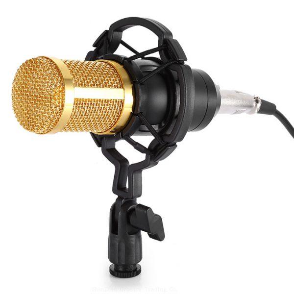 Micro Thu Âm BM-800 - Mic Hát Karaoke, Live Stream » Chính Hãng, Giá Rẻ 05