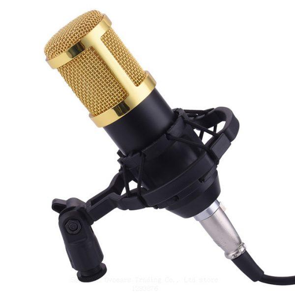 Micro Thu Âm BM-800 - Mic Hát Karaoke, Live Stream » Chính Hãng, Giá Rẻ 06