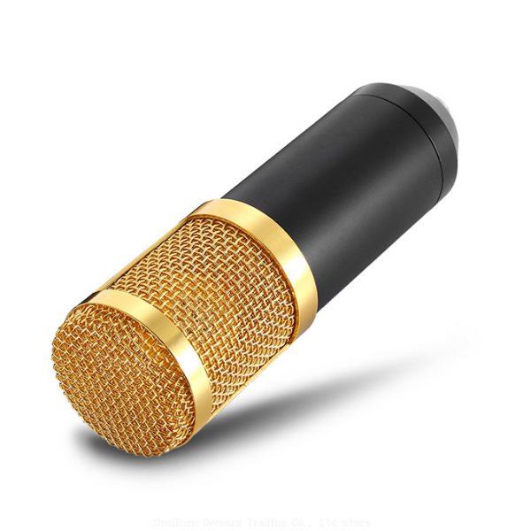 Micro Thu Âm BM-800 - Mic Hát Karaoke, Live Stream » Chính Hãng, Giá Rẻ 08