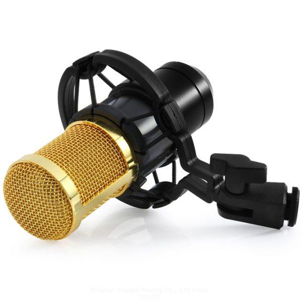 Micro Thu Âm BM-800 - Mic Hát Karaoke, Live Stream » Chính Hãng, Giá Rẻ 09