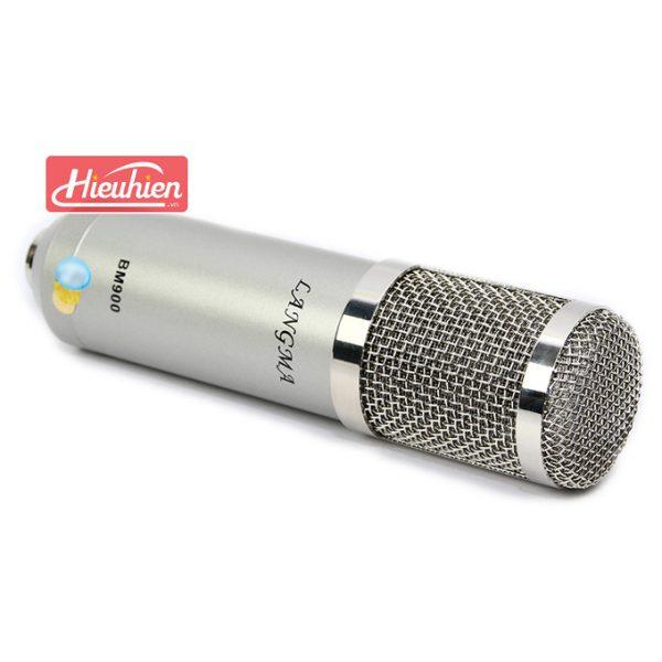 Micro Thu Âm BM-900 Langma - Mic Hát Karaoke Live Stream » Giá Rẻ 02