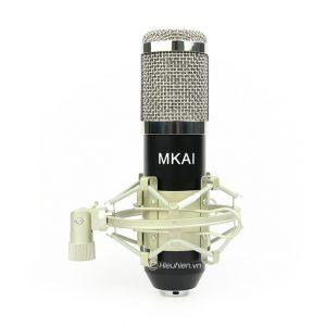 Micro thu âm BM-900 MKAI hát live stream, hát karaoke giá rẻ 0
