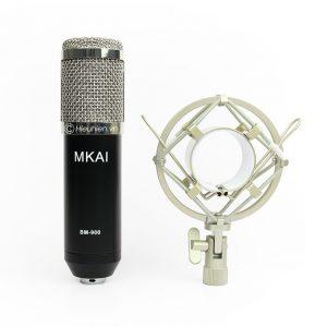 Micro thu âm BM-900 MKAI hát live stream, hát karaoke giá rẻ 01