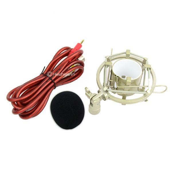 Micro thu âm BM-900 MKAI hát live stream, hát karaoke giá rẻ 03