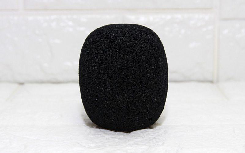 micro thu âm bm-900 woaichang - mic hát karaoke live stream - bông lọc