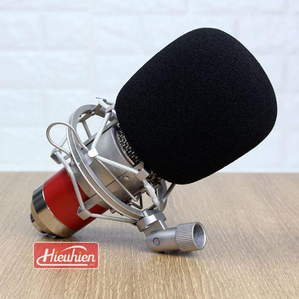 Micro Thu Âm XOX M30 - Micro thu âm chuyên nghiệp 02