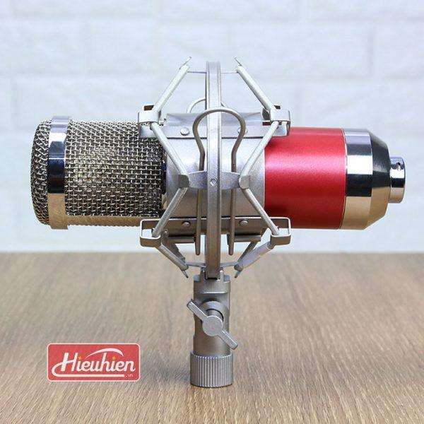 Micro Thu Âm XOX M30 - Micro thu âm chuyên nghiệp 03