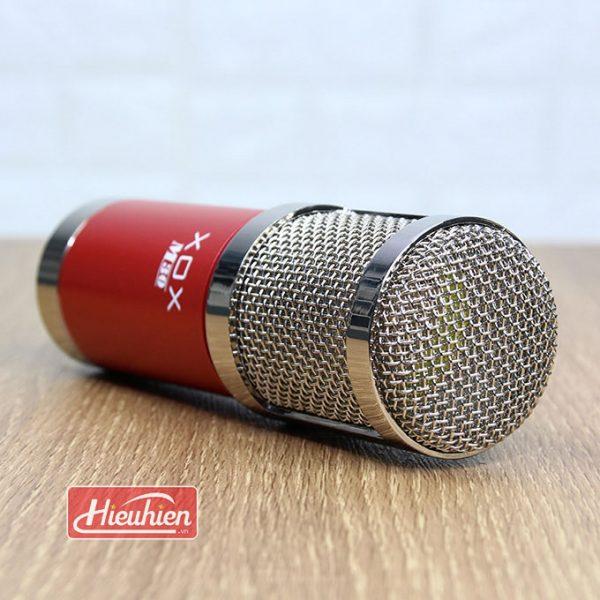 Micro Thu Âm XOX M30 - Micro thu âm chuyên nghiệp 04
