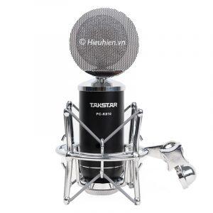 Takstar PC-K810 - Micro Thu Âm Condenser Cao Cấp, Hát Live Stream 03