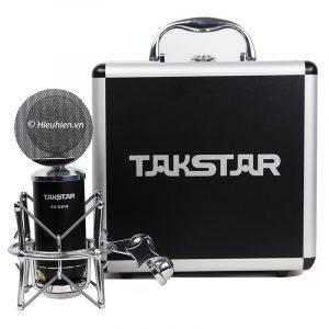 Takstar PC-K810 - Micro Thu Âm Condenser Cao Cấp, Hát Live Stream 05