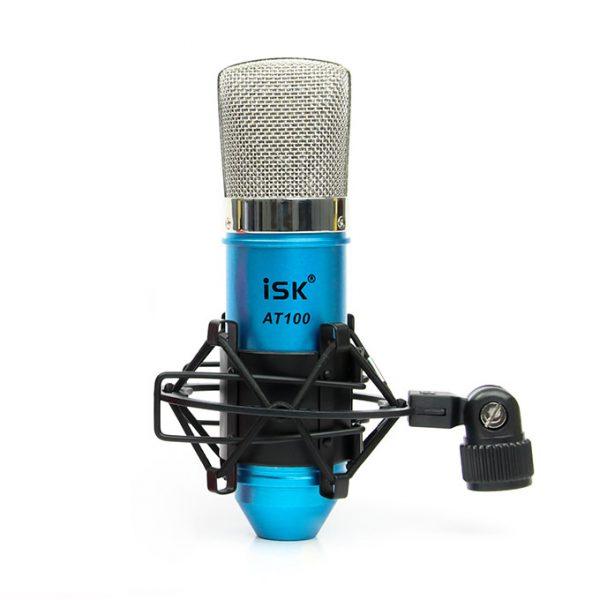 Micro Thu Âm iSK AT100 - Mic Hát Karaoke, Hát Live Stream 07