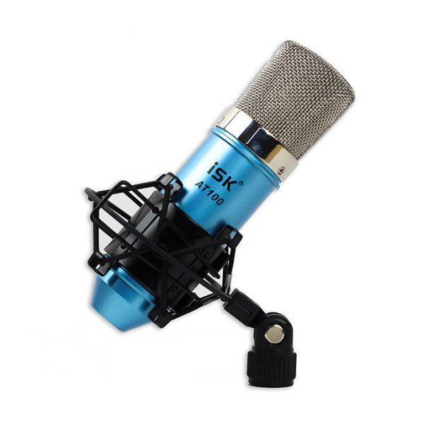 Micro Thu Âm iSK AT100 - Mic Hát Karaoke, Hát Live Stream 0