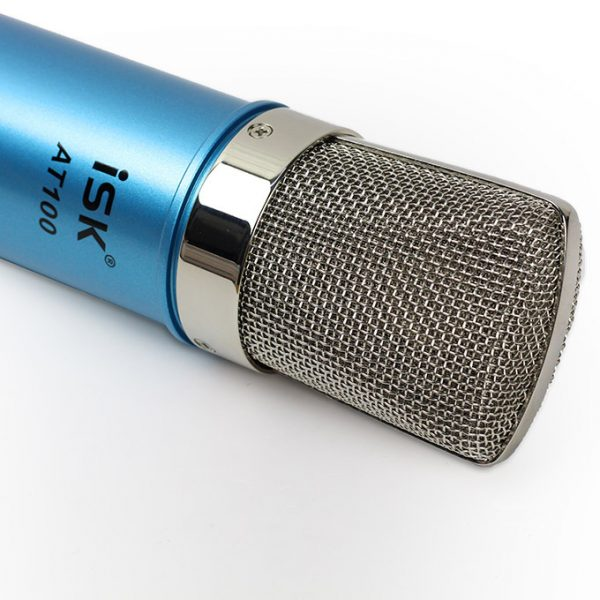 Micro Thu Âm iSK AT100 - Mic Hát Karaoke, Hát Live Stream 04