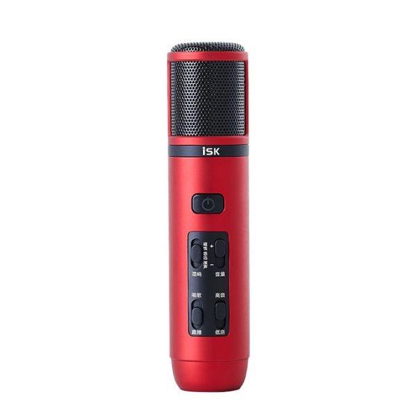 Micro thu âm ISK IM6 hát live stream, karaoke không cần Sound card 0