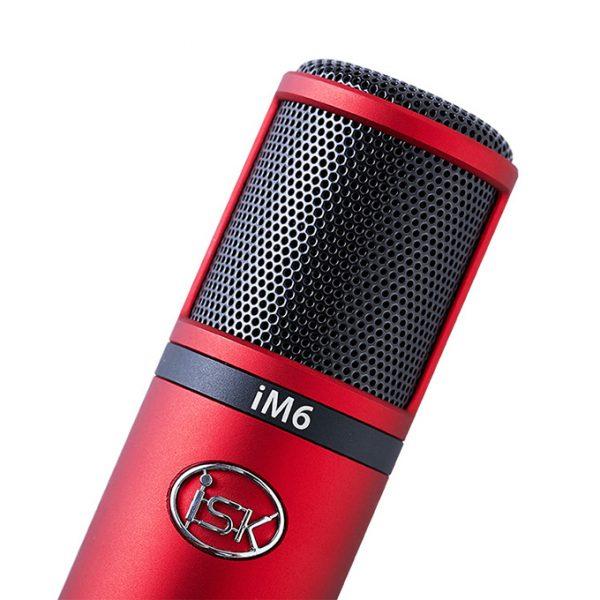 Micro thu âm ISK IM6 hát live stream, karaoke không cần Sound card 01