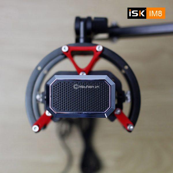 Micro thu âm ISK IM8 hát live stream, karaoke không cần Sound card 03