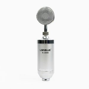 Micro thu âm Libablue K3000 hát live stream, hát karaoke giá rẻ 0