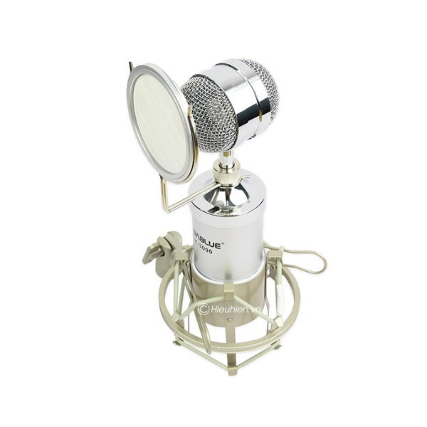 Micro thu âm Libablue K3000 hát live stream, hát karaoke giá rẻ 01