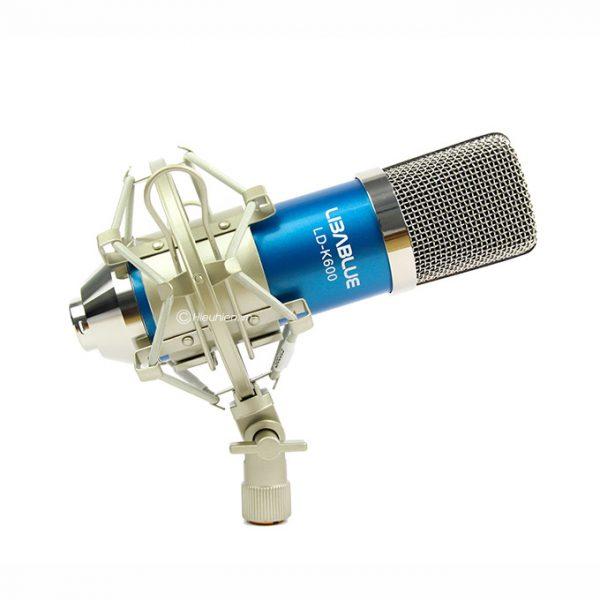 Micro thu âm Libablue LD-K600 hát live stream, hát karaoke giá rẻ 01