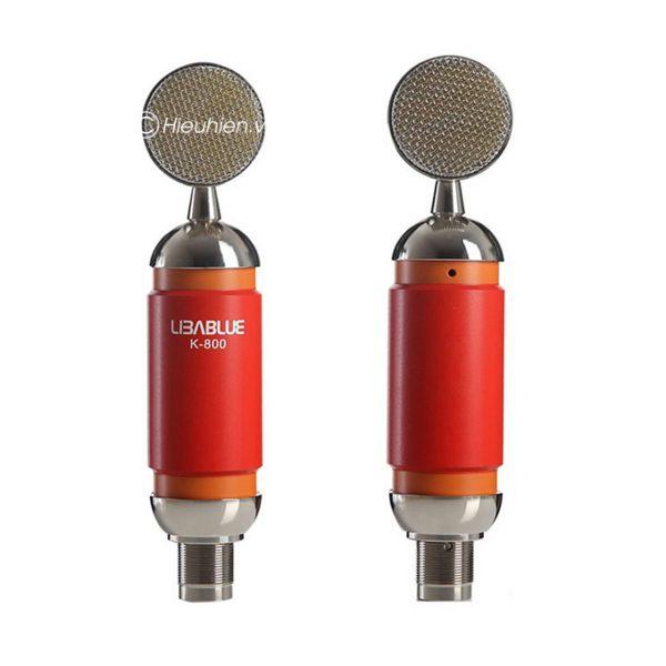 Micro thu âm Libablue LD-K800 hát live stream, hát karaoke giá rẻ 02