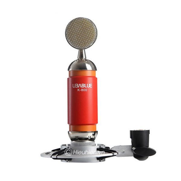 Micro thu âm Libablue LD-K800 hát live stream, hát karaoke giá rẻ 04
