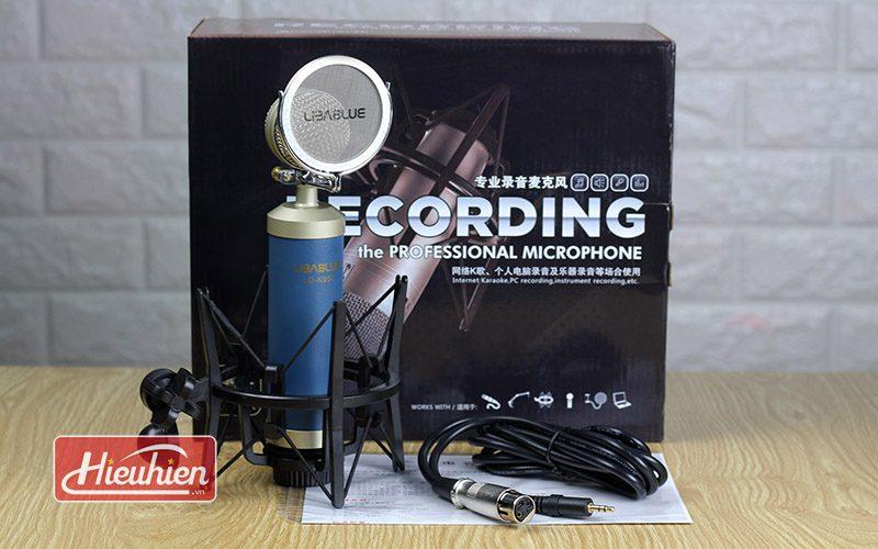 micro thu âm libablue ld k950 chất lượng cao - hình 07