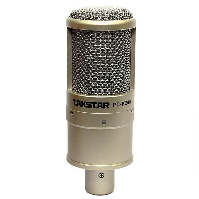 Takstar PC-K200 - Micro Thu Âm Chuyên Nghiệp 0