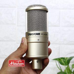 Takstar PC-K200 - Micro Thu Âm Chuyên Nghiệp 01